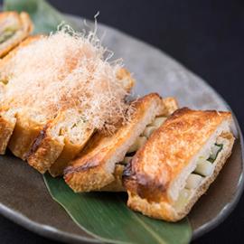 Niigata specialty fried Tochio
